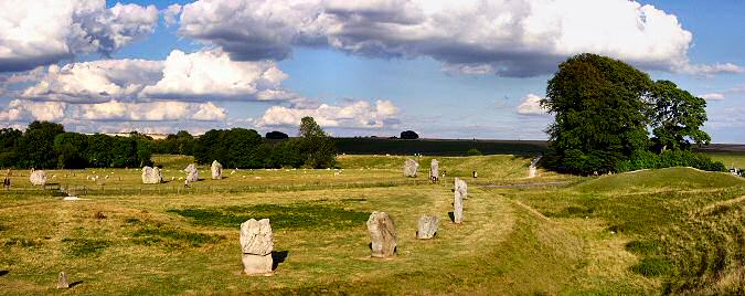 Picture of Avebury Stone Circle