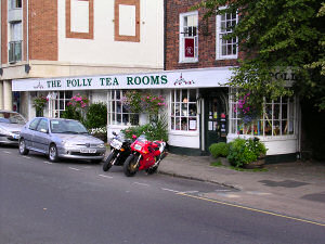 Picture of The Polly Tea Rooms in Marlborough